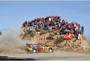 Петтер Солберг остается самым быстрым «частником» в WRC и на последнем этапе намерен побороться за вице-чемпионство.