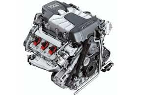 Гордость инженеров Audi – 3,0-литровый турбированный бензиновый мотор TFSI, оснащенный непосредственным впрыском,