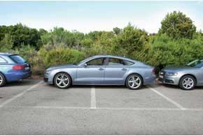 Система автоматической парковки второго поколения позволяет оптимально припарковать крупногабаритное авто.