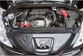 Двигатель Peugeot RCZ