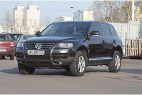 Volkswagen Touareg 2003–2010 г. в.