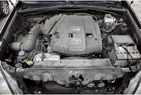 В Украине наиболее распространены бензиновые версии Prado. Эти агрегаты в ходе эксплуатации нуждаются в регулярной чистке «инжекторов».