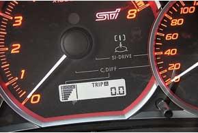В машине с МКП штатное распределение крутящего момента по осям – 41:59.