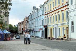 В центре Кировограда сохранилось несколько старинных зданий, но пока лишь немногие из них реставрированы.