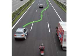 В рамках проекта SmartSenior - Intelligent Services for Senior Citizens (интеллектуальная помощь пожилым людям) инженеры BMW работают над системой аварийной остановки авто Emergency Stop Assistant.