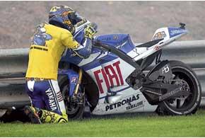 MotoGP, Испания 7 ноября