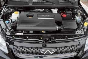 Мотор 1,6 л развивает мощность 119 л. с., что, по современным меркам, является хорошим показателем.