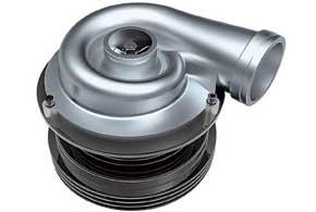 Электротурбина  пока предлагается как тюнинг-комплект, так как отработавшие газы  для «питания» турбокомпрессоров являются «бесплатными».