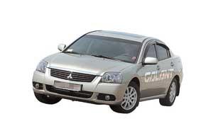 Девятая генерация Mitsubishi Galant.