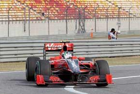 F1, ОАЭ 11 ноября