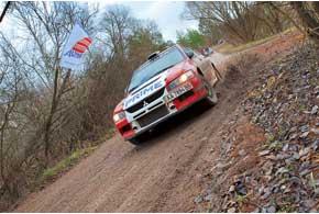 Уверенной победой закончилось выступление экипажа команды «482 Rally» Владимира Петренко и Дмитрия Яровенко в раллийном чемпионате Беларуси.