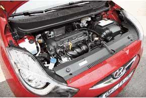 Бензиновые моторы серии Gamma оборудованы системой изменения фаз газораспределения СVVT.