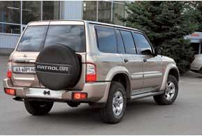 Nissan Patrol (Y61)