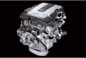 Моторы VQ по-прежнему остаются одними из лучших V6 в мире.
