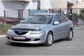 Mazda 6 2002–2007 г. в.