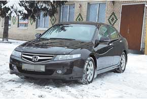 Honda Accord 2002–2008 г. в.