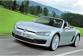 VW Concept Blue Sport 2009 г.