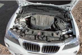 В своей очередной генерации 2,0-литровый турбодизельный мотор стал еще мощнее (184 л. с.) и тяговитее (380 Нм). Двигатель оснащен алюминиевым картером и системой впрыска топлива Common Rail.