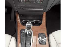 8-ступенчатая АКП для версий xDrive28i и xDrive35i является базовой, а для xDrive20d предлагается как альтернатива стандартной 6-ступенчатой МКП.