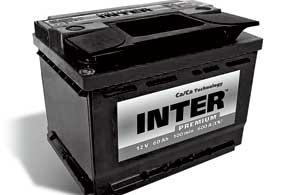 Inter Premium 6СТ-60***