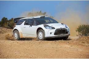 Как заметил бывший пилот Citroёn Даниэль Сордо, большинство технических решений вDS3 WRC перенесено с С4 WRC.
