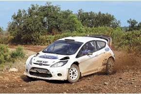 Ford Fiesta RS WRC обещает стать самым массовым автомобилем Чемпионата мира поралли.