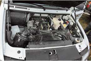 Двигатель UAZ Patriot Sport