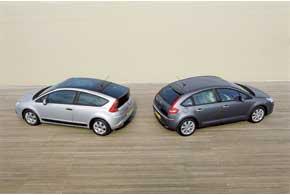 Задняя часть у3- и 5-дверных хэтчбеков полностью индивидуальна. «3-дверка»выглядит более динамично благодаря оригинальной крышке багажника сбольшой площадью остекления и ломаным профилем стекла.