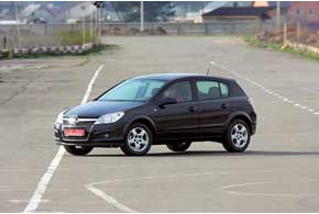 Opel Astra (Н) 2004–2009 г. в.