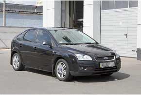 Ford Focus 2004–2007 г. в.