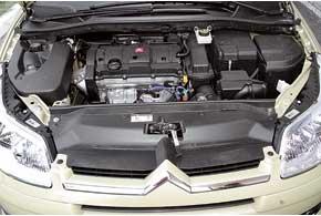 Большинство С4, эксплуатирующихся в Украине, – сбензиновыми моторами. Наибольшее распространение получили версии 1,6 л, реже встречаются 2,0 л.