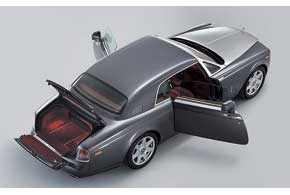 Rolls-Royce Drophead Coupe, 2007 г.