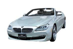 Новое поколение BMW 6 Series дебютировало в качестве кабриолета.