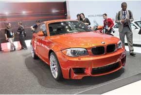 BMW 1 Series M Coupe оснащается 335-сильной «шестеркой» сдвумя турбонагнетателями.