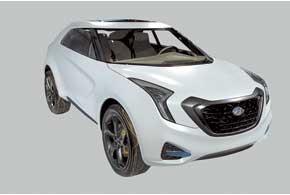 ... а Hyundai Curb– прообраз городского SUV.