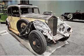 Rolls-Royce скузовом Hооper