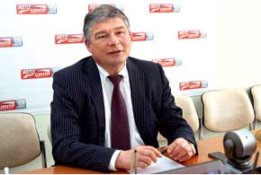 Президент Автомобильной федерации Украины Евгений Червоненко