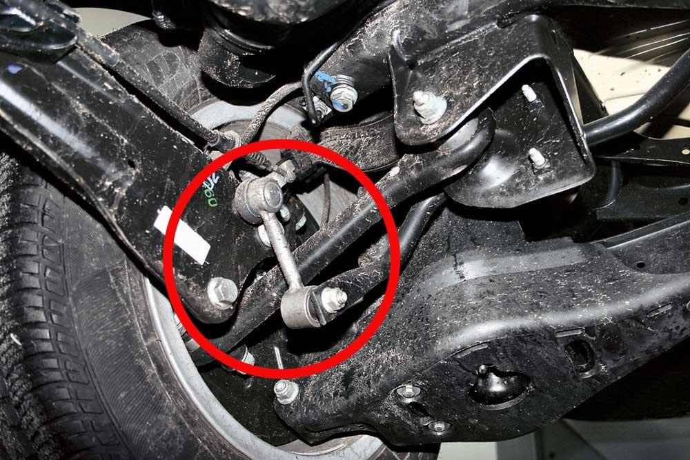 Заменить заднюю балку на многорычажку шкода октавиа фото 453-866
