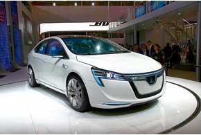 Концептуальный электромобиль Neora станет третьей моделью вгамме тайваньской компании Luxgen.