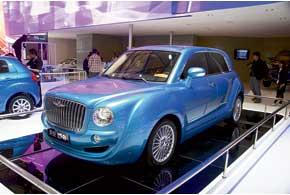 Englon SC7-RV – продолжатель традиции британских кэбов.