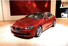 BMW 6 Series Coupe нового поколения стал элегантнее, мощнее и экономичнее предшественника.
