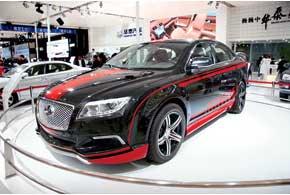 В Китае новый седан Hawtai B21 появится впродаже в середине нынешнего года. Он будет оснащаться 1,8-литровым бензиновым или 2,0-литровым турбодизельным мотором.