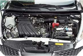 Базовый 117-сильный мотор вполне подходит этой машине. В равной комплектации турбированная машина обойдется дороже на 2800 долларов.