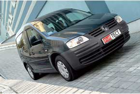 VW Caddy с 2004 г.