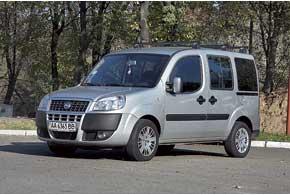 Fiat Doblo 2000-2009 г. в.