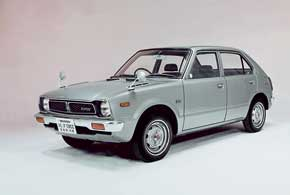 Honda Civic I