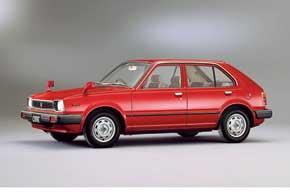 Honda Civic II
