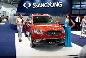SsangYong Korando с «автоматом» – одна из главных новинок в сегменте компактных SUV. Его цена стартует со 190 тыс. грн.