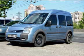 Ford Connect c 2002 г.