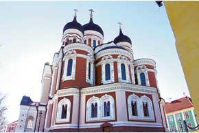 Собор Александра Невского 1900 года в Таллинне дважды был на грани уничтожения – сначала советскими властями, потом немецкими оккупантами.